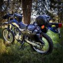 GIVI Gravel T Soft Luggage (GRT706 Tank Bag, GRT708 Saddle Bags and GRT702 Top Bag)