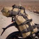 Wolfman Limited-Edition Sand Luggage Set