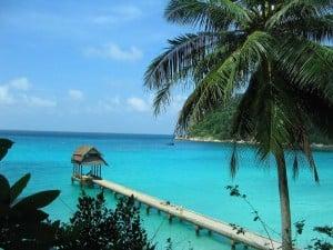 Beautiful Tropical Paradise