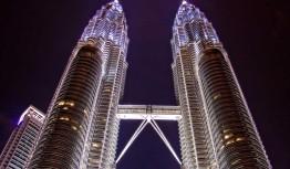 Twin towers of Malaysia
