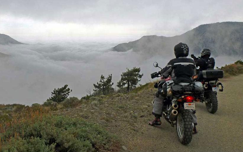 Adventure Biking