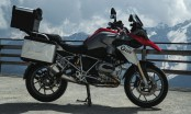 The new liquid-cooled 2013 BMW R1200GS (Courtesy Motorcyclist Magazine)