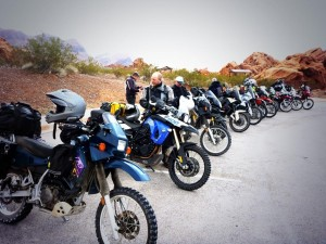 Adventure Touring Motorcycle Models