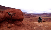 Adventure Riding in Moab (Courtesy asphaltandrubber.com)