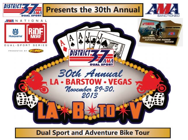 LA to Vegas Adventure Ride