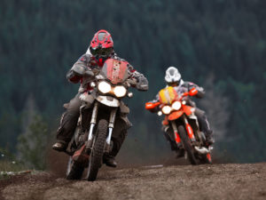 Adventure Motorcycle Movie Raiden Files - Portland to Dakar
