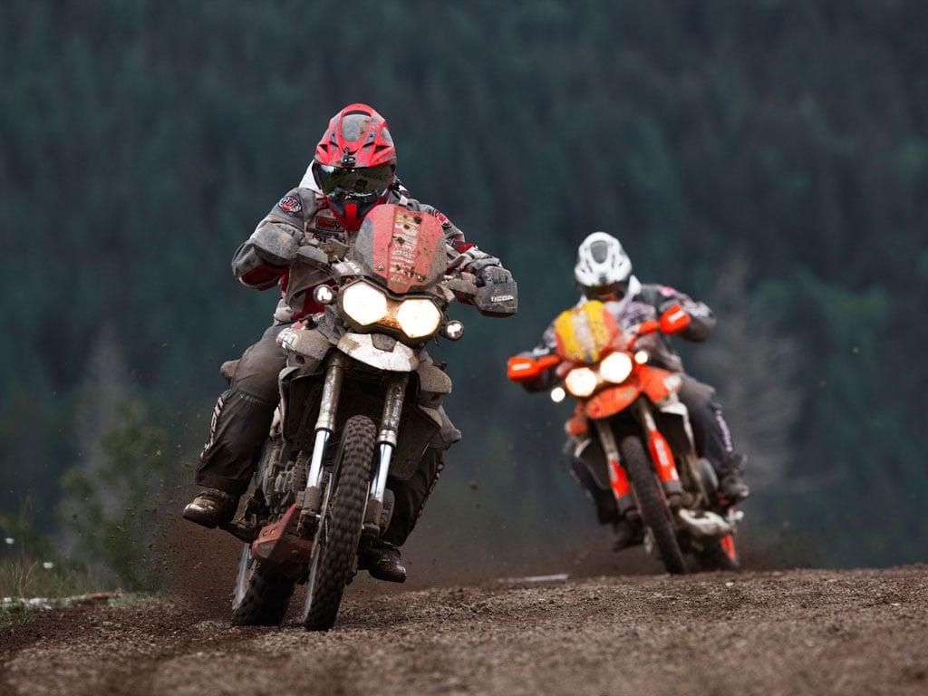 Adventure Motorcycle Movie Raiden Files - Portland to Dakar