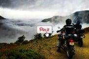 Pinning your favorite adventure bike photos
