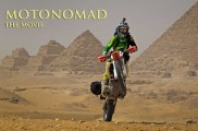 Motorcycle Wheelies in front of the Great Pyramid