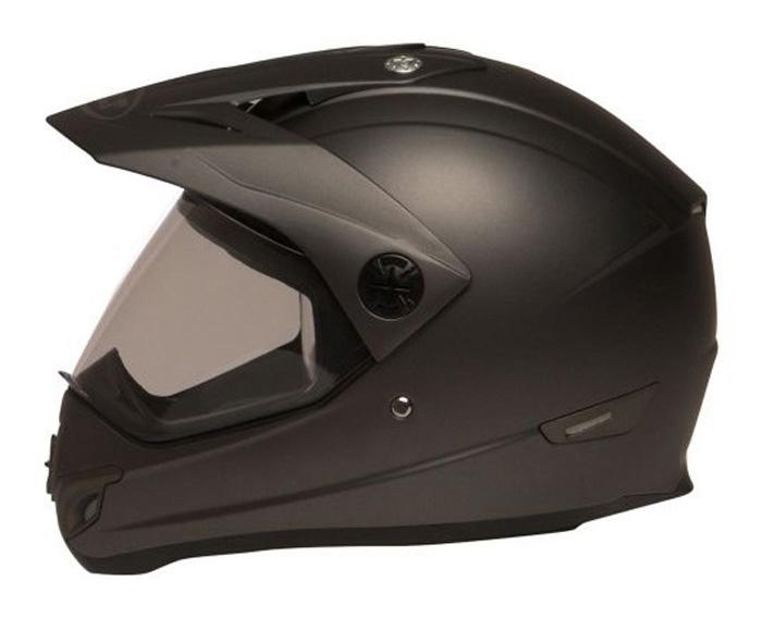 BiLT Explorer Discovery Adventure Dual Sport Helmet