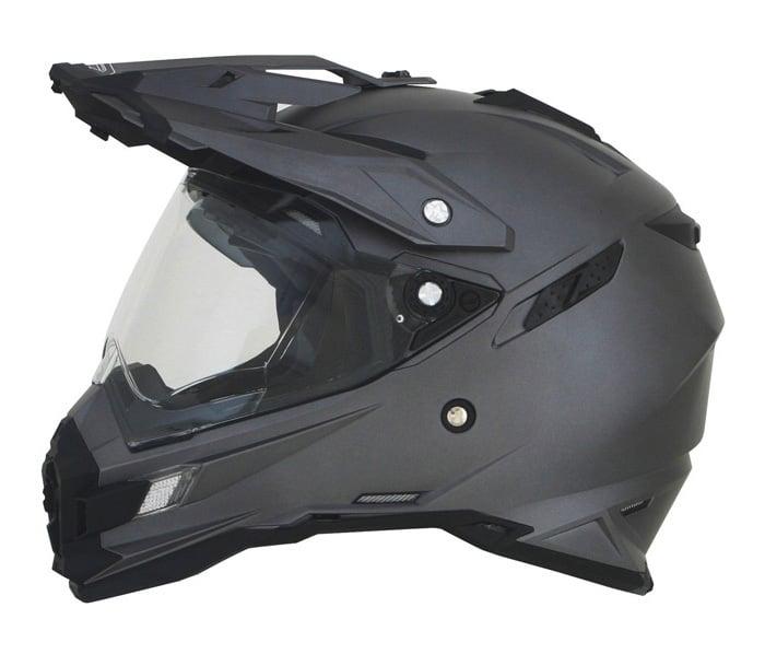 Afx Fx 41 Adventure Dual Sport Helmet