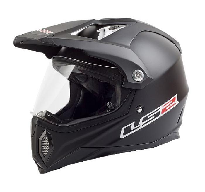 LS2 MX453 Adventure Dual Sport Helmet