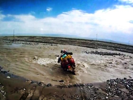 Failed Water Crossing