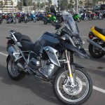 BMW R1200GS at the Progressive Motorcycle Show of Long Beach