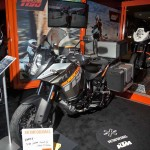 KTM 1190 Adventure at the Long Beach Motorcycle Show