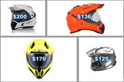 Dual Sport Helmets For $200 Or Less