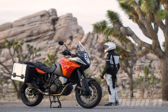 2014 KTM 1190 Adventure best all-around motorcycle in the world?