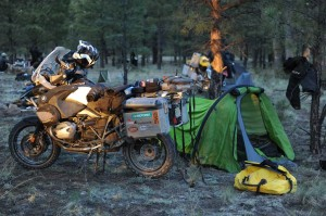 Camping on the Arizona Backcountry Discovery Route (AZBDR)