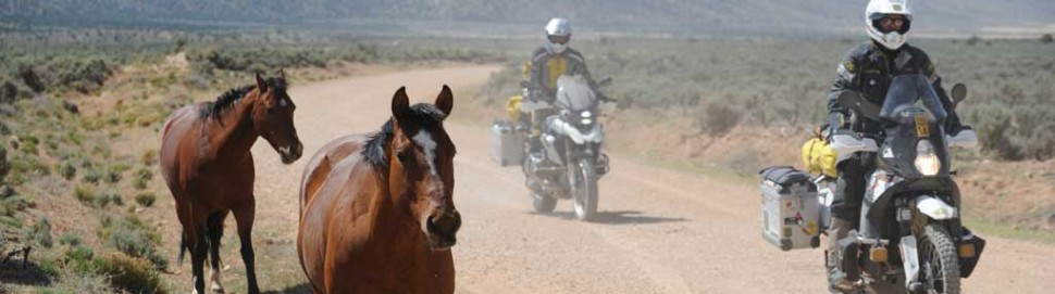 Adventure Riders on the Arizona Backcountry Discovery Route (AZBDR)