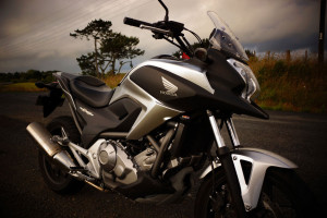 Honda NC700X Adventure Bike