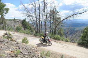 Mountain Trails on the Arizona Backcountry Discovery Route (AZBDR)