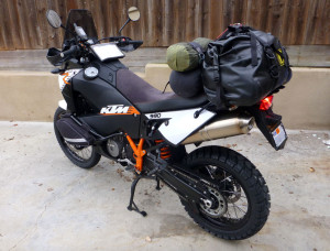 KTM 990 Adventure R Packed