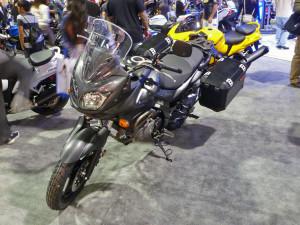 Suzuki V-Strom 650 Adventure