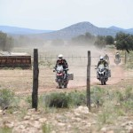 Visiting a Ranche on the Arizona Backcountry Discovery Route (AZBDR)