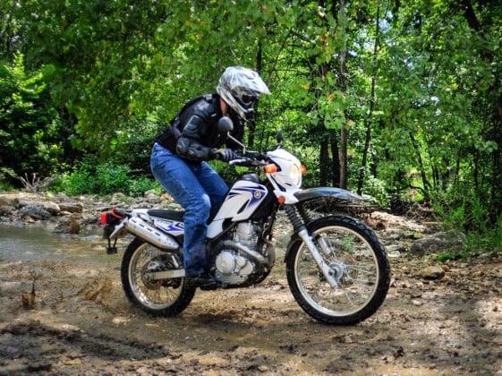 Yamaha XT250 Dual Sport