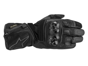 Keep warm with gore-text winter gloves