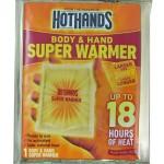 Hot Hands Heat Packs