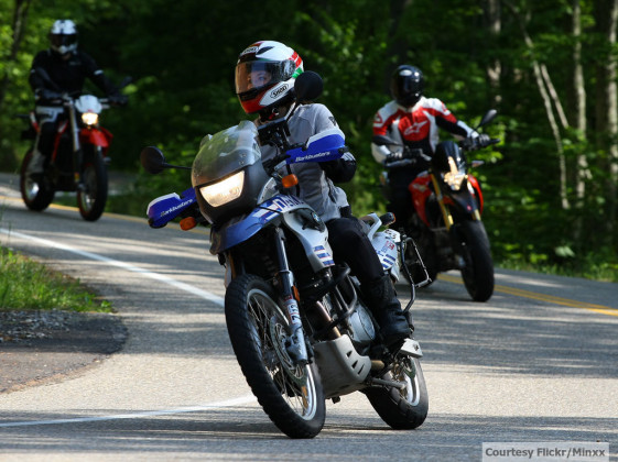 Motorcycles for Short Riders