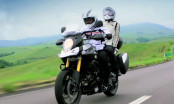 2014 V-Strom Riding 2up