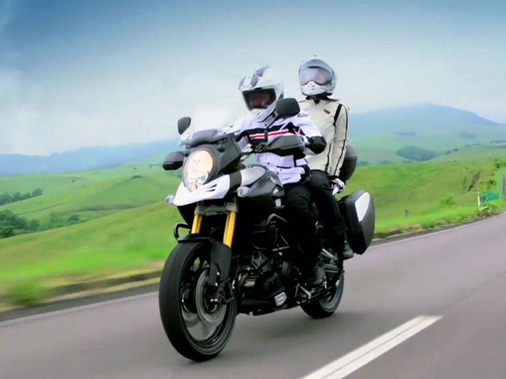 2014 v-strom 1000 - best adventure bike value? - adv pulse