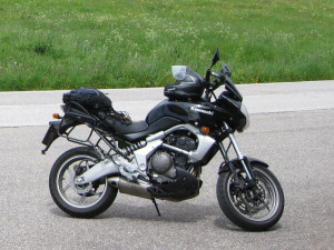 The Versys is a good motorcycle for small riders