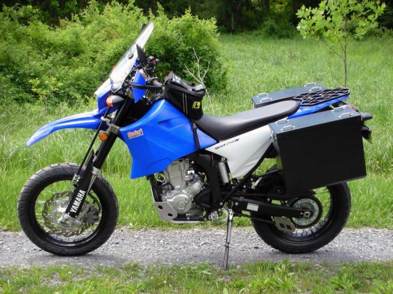 WR250X for Girlfriend