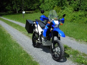 WR250X Adventure Bike