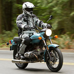 Motorcycle.com Ural solo sT Test