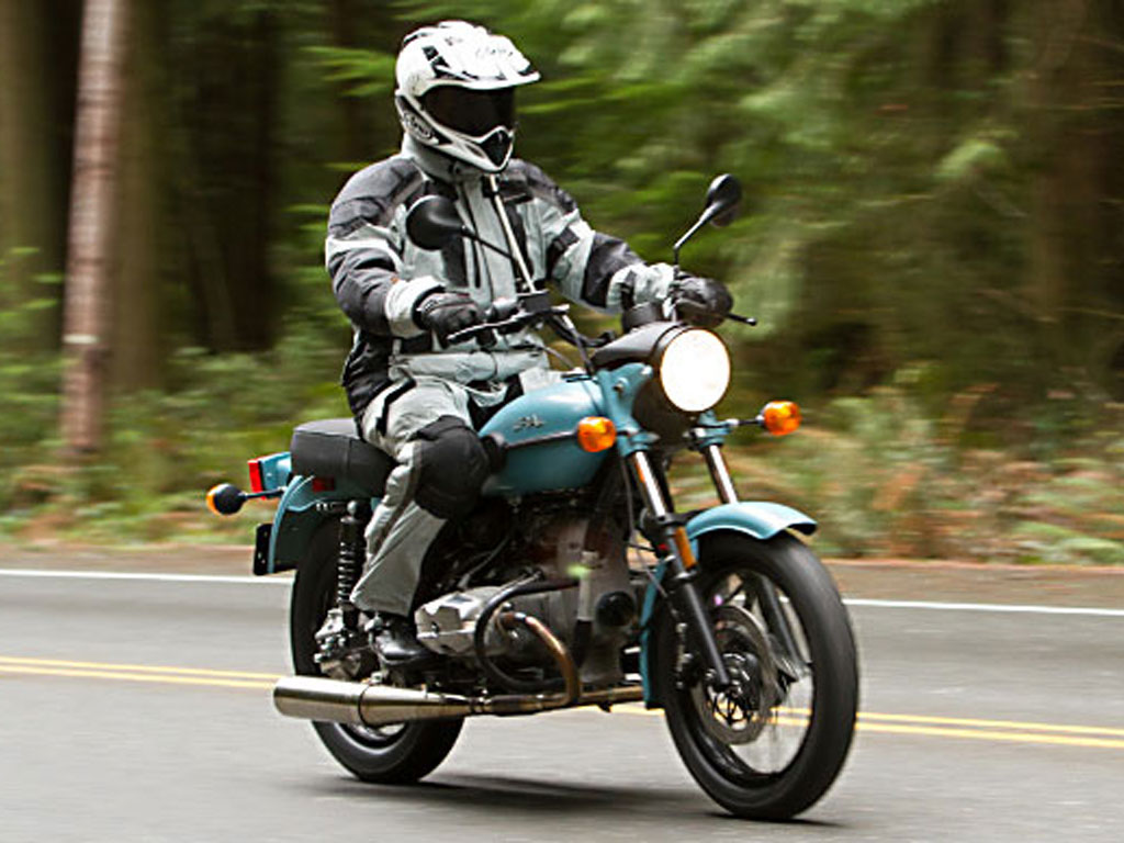 Ural Solo sT Review - The Ural Unleashed from its Sidecar - ADV Pulse