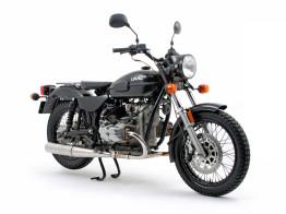 Ural Solo sT Black