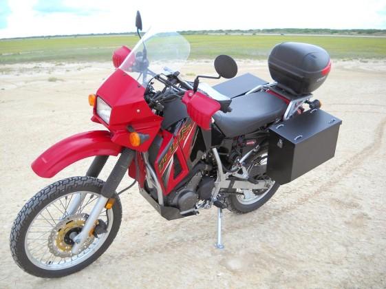 Kawasaki KLR650 KLRsys