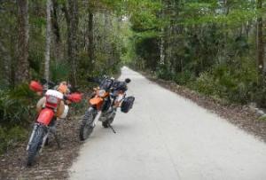 Cross-Florida Adventure Ride 2014