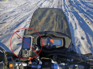 Dedicated GPS