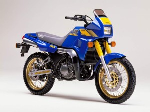 1988 Yamaha TDR250 Adventure Bike