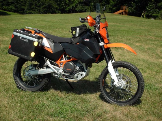 "Honda Xr650L For Sale >> 5 Custom Adventure Bikes Built By ""Real People"""