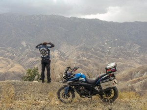 M1nsk TRX 300i Adventure Motorcycle