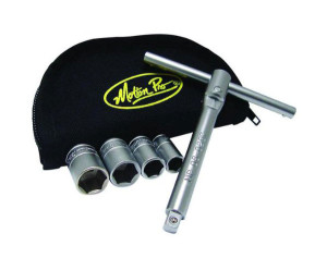 "Motion Pro 1/4"" Drive Folding T-Handle Set"