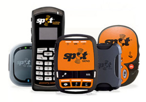 SPOT GPS Messenging Devices