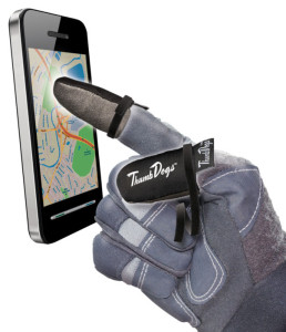 Thumbdogs touchscreen
