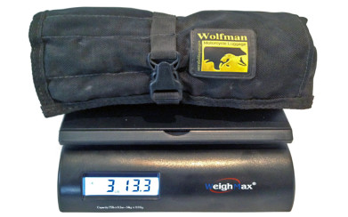 Lighten Your Motorcycle Tool Roll